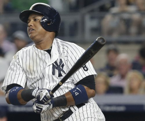 New York Yankees 2B Starlin Castro, CF Jacoby Ellsbury to get MRIs