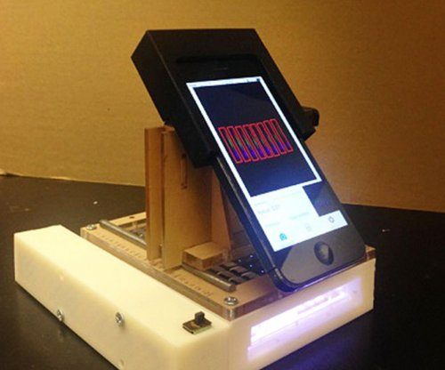 Scientists develop cancer-detecting smartphone laboratory