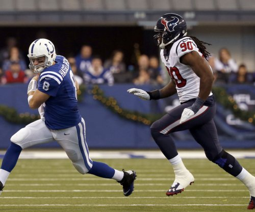Houston Texans DE Jadeveon Clowney ruled out vs. Green Bay Packers