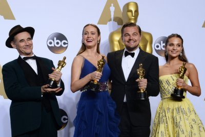 Leonardo DiCaprio, Brie Larson to be presenters at the Oscars