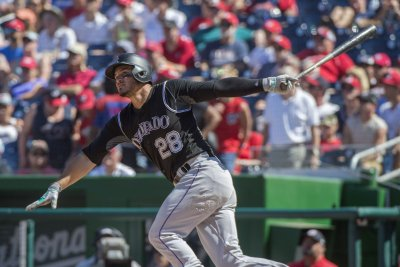 Colorado Rockies edge San Diego Padres in 11 innings