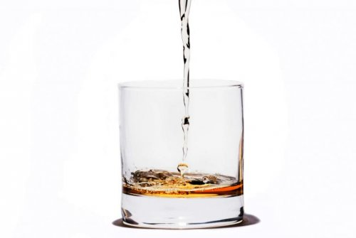 Why whiskey tastes better with a little bit of water