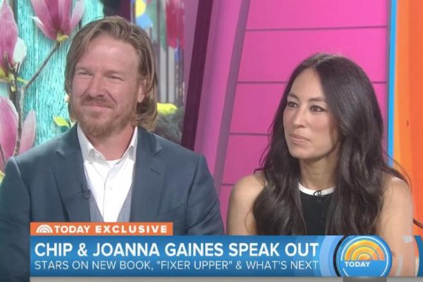 Chip And Joanna Gaines Ending 39 Fixer Upper 39 To 39 Focus 39 On