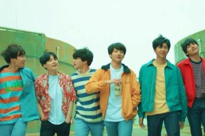 BTS teases new album in 'Euphoria' video