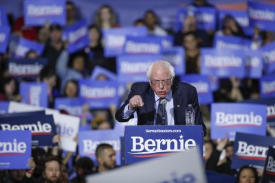 Bernie Sanders runs for president on free healthcare, $15 wage vows