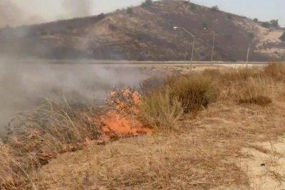 Silverado Fire: More than 60,000 evacuated in Irvine, Calif., schools closed