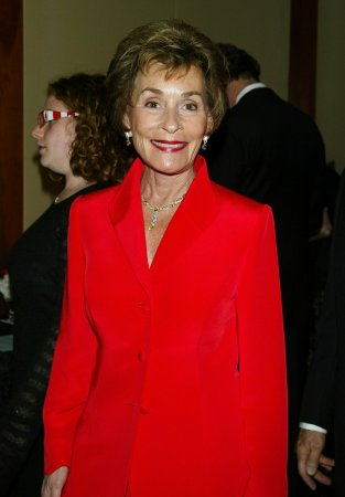 Judge Judy says she's doing well