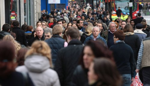 Unemployment in Britain hits 8.4 percent