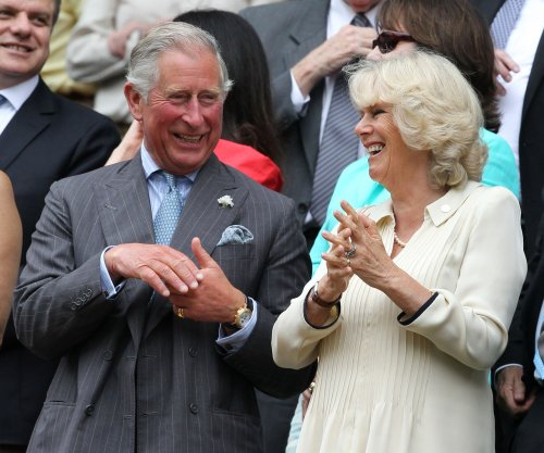 Prince Charles and Duchess of Cornwall arrive in U.S.