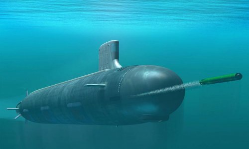 Keel laid for new submarine