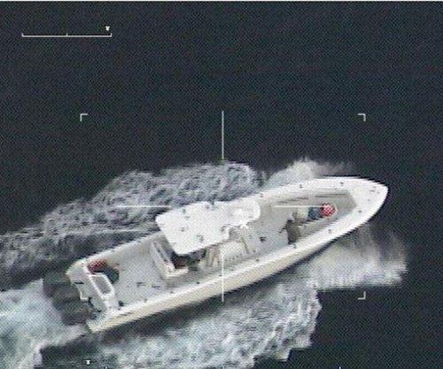 Three men stole speedboat in Florida, surrendered off Cuba after 20-hour chase
