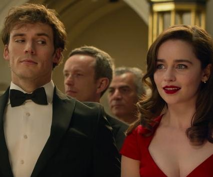 Emilia Clarke finds love in 'Me Before You' trailer