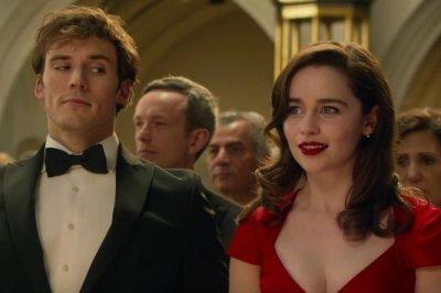 Emilia Clarke finds love in 'Me Before You' trailer