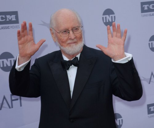 Film composer John Williams honored at American Film Institute gala