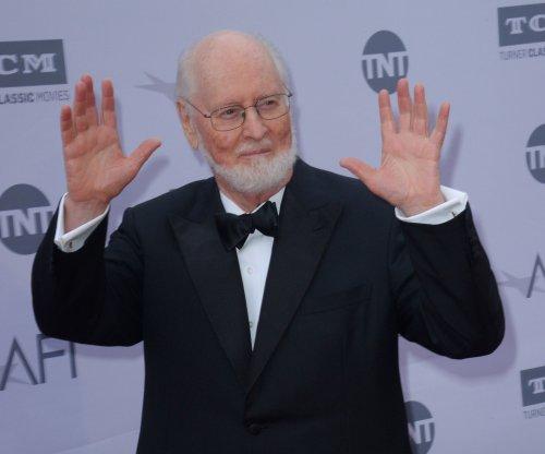 Film composer John Williams honored at American Film Institute gala