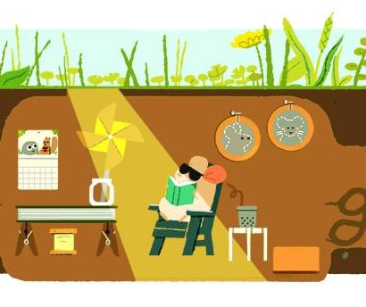 Google celebrates the summer solstice with new Doodle
