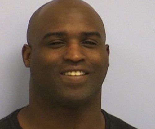 Ricky Williams, arrested in Texas, smiles in mug shot