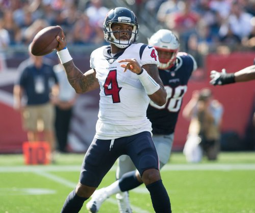 Texans' Watson ahead of schedule on ACL rehab