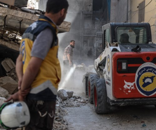 Israel evacuates White Helmets volunteers from Syria