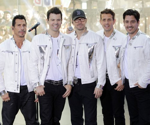 New Kids on the Block to celebrate 'Hangin' Tough' at Apollo Theater