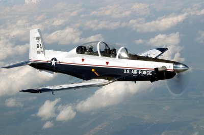Air Force training aircraft crashes in Texas; crew ejects
