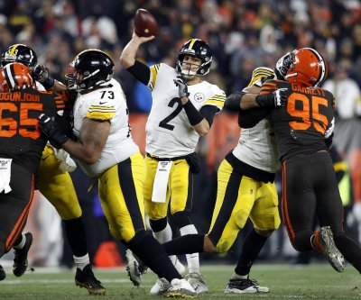 NFL: No evidence of Steelers' Mason Rudolph directing racial slur at Myles Garrett