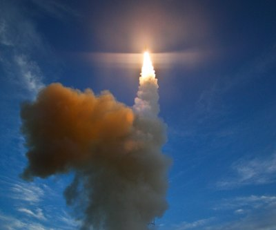 Raytheon, Aerojet announce $1B deal for Standard Missile projects