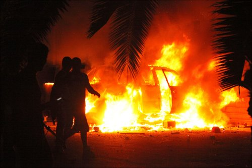 Memo: U.S. knew Benghazi danger was high