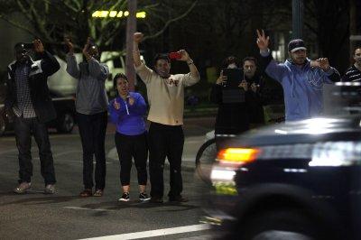 Boston Marathon manhunt: Suspect in custody