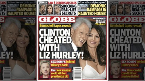 Tom Sizemore admits he lied about Bill Clinton, Elizabeth Hurley affair