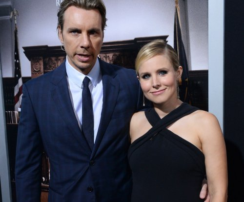 Kristen Bell gives birth to a second daughter