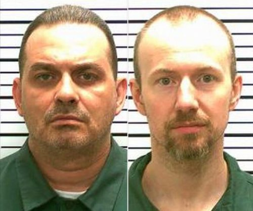 Two convicted murderers escape from maximum-security prison