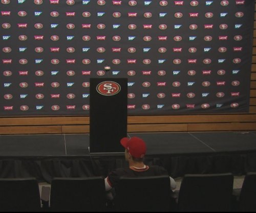 49ers' Blaine Gabbert only attendee at press conference