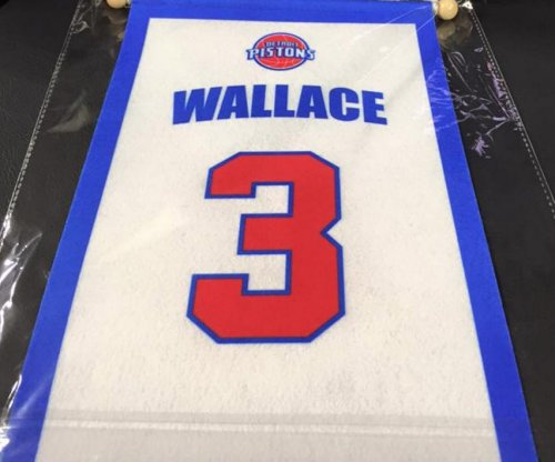 Detroit Pistons to retire Ben Wallace's number