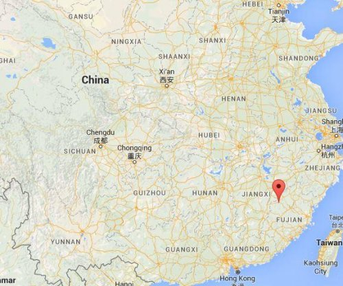 41 construction workers missing after landslide in China
