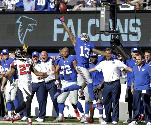 Fantasy Football 2016 draft rankings: Odell Beckham Jr. leads UPI's top 150 [UPDATED]