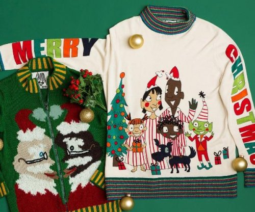 Whoopi Goldberg to release holiday sweater line