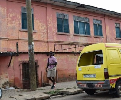Fake U.S. embassy run by mafia in Ghana shut down after decade