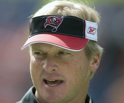 "Jon Gruden has ""no intention"" of coaching"