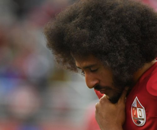 Will this be Colin Kaepernick's final game with the San Francisco 49ers?