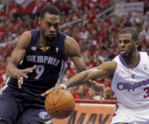 Memphis Grizzlies plan to retire Tony Allen's number