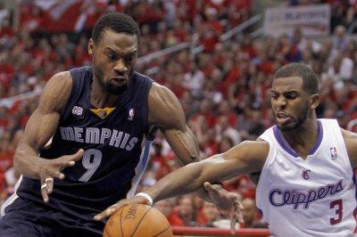Memphis Grizzlies plan to retire Tony Allen's number