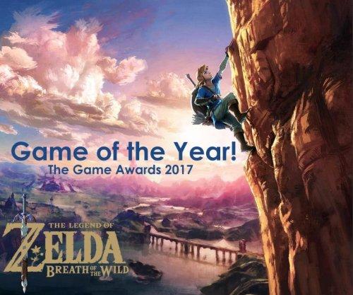 'Legend of Zelda' wins big, 'Soul Calibur' returns at The Game Awards 2017