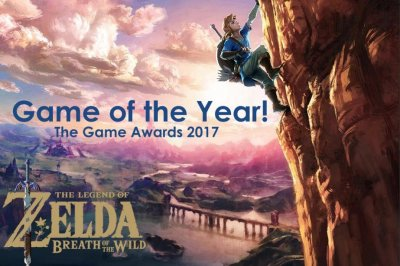 'Legend of Zelda' wins big, 'Soul Calibur' returns at The Game Awards 2017