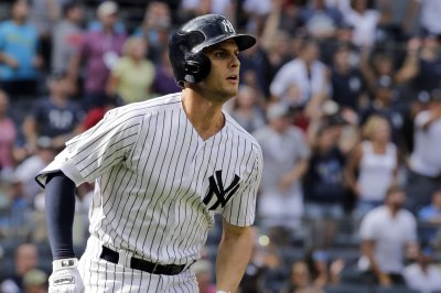 Yankees place first baseman Greg Bird on injured list