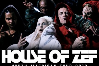 Die Antwoord announce North American fall tour