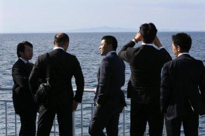 'Drunk' Japan lawmaker apologizes after urging war against Russia for Kuril islands