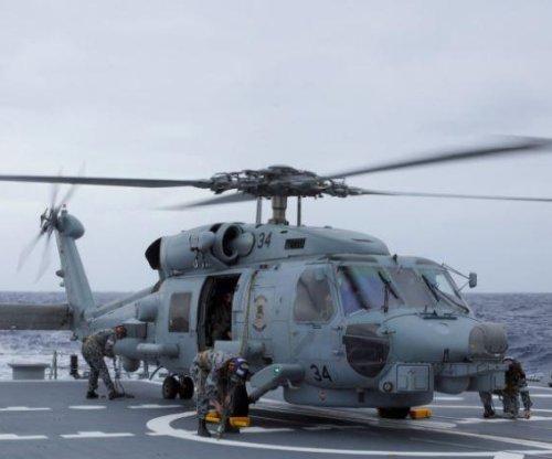 U.S., Australian ships meet for Pacific exercises near California