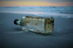 Message in a bottle launched from Japan found in Hawaii 37 years later