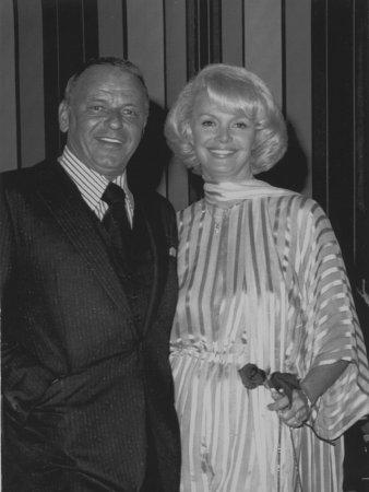Barbara Sinatra denies Mia Farrow's paternity claim